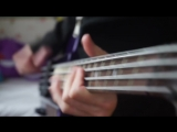 KoRn - Black Is the Soul _ Bass Cover