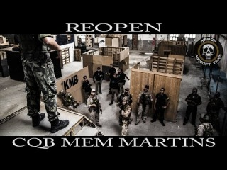 AIRSOFT ACTION VIDEO #6 | REOPEN | CQB MEM MARTINS