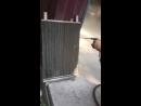 Чистка радиатора кондиционера Шкода