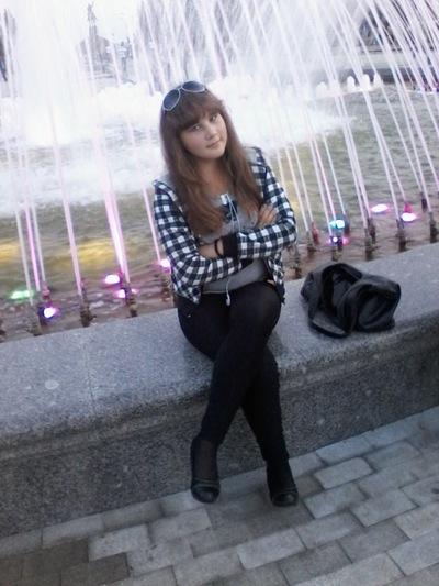 Алина Шафикова, 25 февраля 1997, Кушнаренково, id192621471