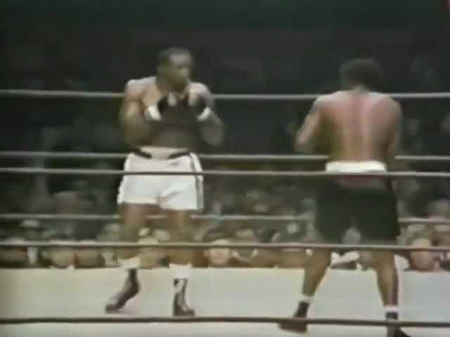 Sonny Liston vs Henry Clark (July 6, 1968) -XIII-