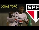 Jonas Toró ● Promessa do São Paulo FC para 2018 ● Gols Skills