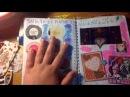 Про мои все личные дневники/очень долгое видео(