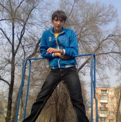 Евгений Пришелец, 30 сентября 1997, Арсеньев, id205401591