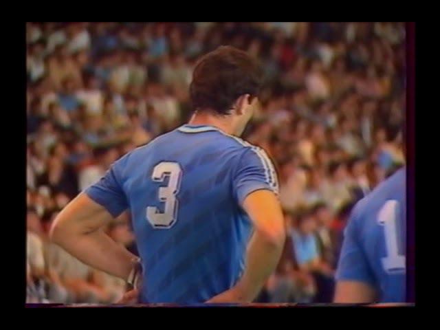 Гандбол. Финал КЕЧ-198889. СКА Минск — Стяуа Бухарест