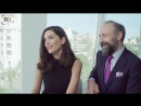 Интервью Бергюзар Корель и Халита Эргенча в Каннах...Mipcom - 2016