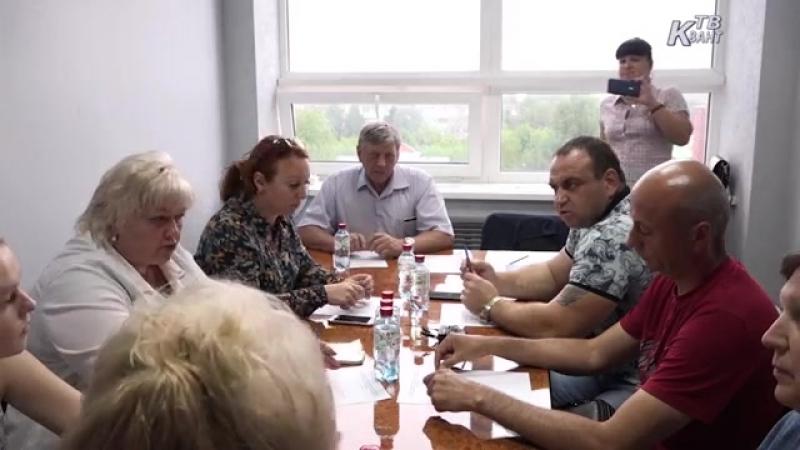 Инициативная группа по контролю за реконструкцией полигона ТБО Солопово. Зарайск.mp4