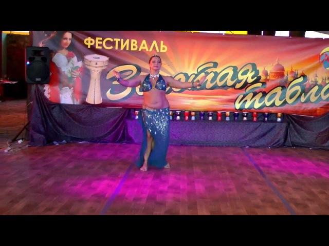 Луценко Оксана Далийя Сахра 24 08 13 балади импровизация