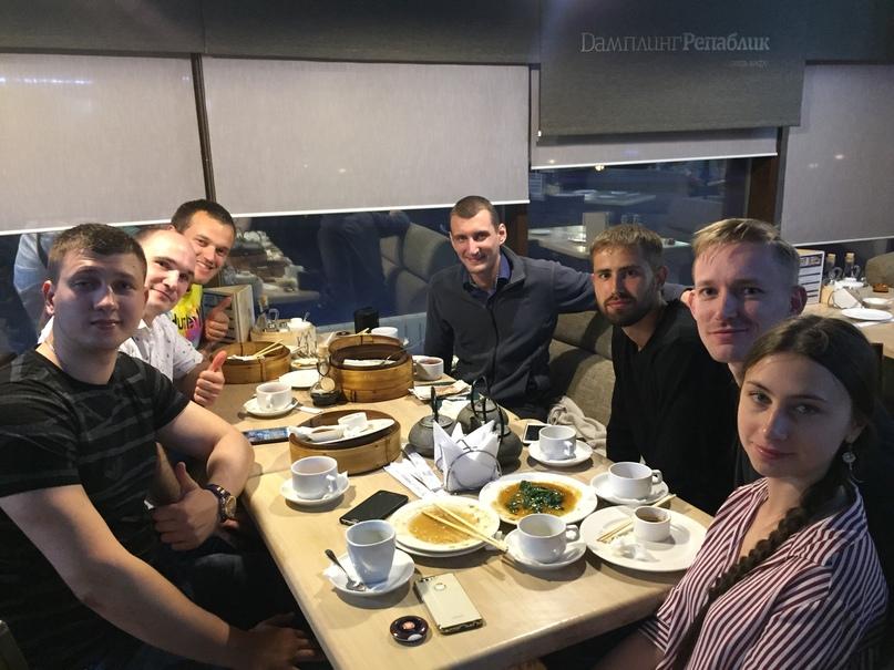 Мастер-класс Владивосток. Ужин после мастер-класса