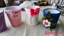 DIY Kordon İple Kutu Süsleme (Box ornament with cord)