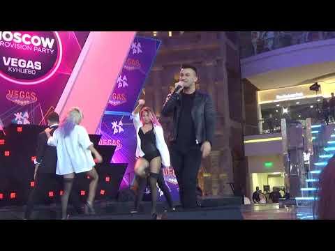 Миша Майер(Moscow Eurovision Pre-Party,Жара,Кунцево,7.4.18)