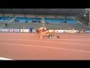 100 м. Юниорки. Финал. ПР-20. 21-24.06.18