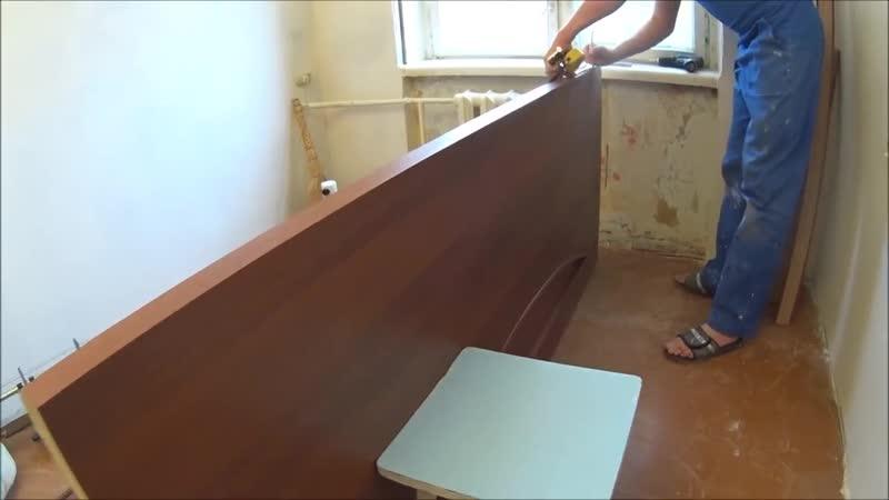 Инструкция - как самостоятельно собрать дверную коробку