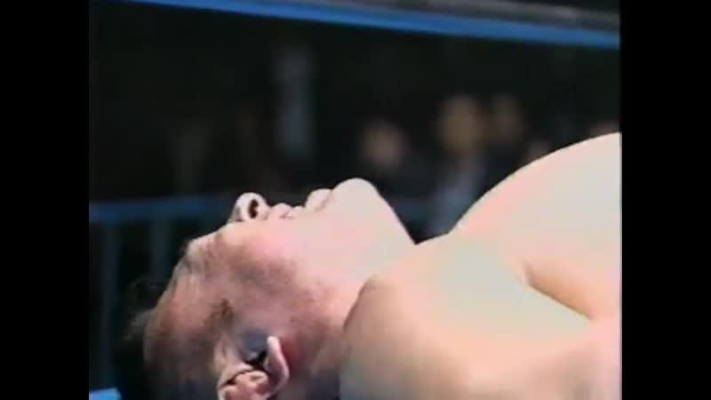 1998.03.26 - Toshiaki Kawada vs. Jun Akiyama