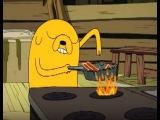 Adventure Time - Bacon Pancakes New York 11 minutes
