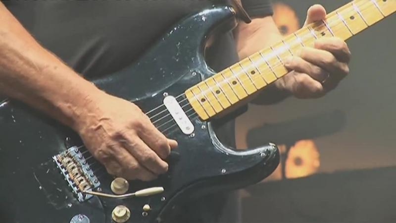 David Gilmour- Guitar Solo