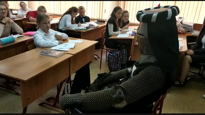 Охуительные истории от рыцаря )