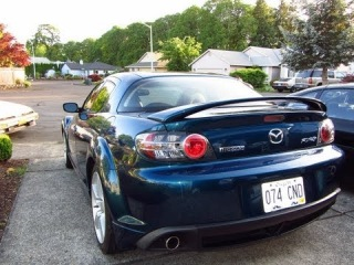2006 Mazda RX8 GT Rotary engine - Walk around in and out Review