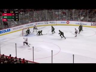 Chicago Blackhawks vs Minnesota Wild – Oct.11, 2018   Game Highlights   NHL 18/19   Обзор матча