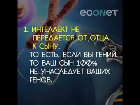 Евгений Левитов про генетику и старость