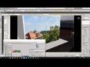 3dmax как поставить фон за окном