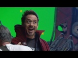 Avengers Infinity War BEHIND THE SCENES &amp All Trailers