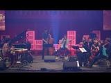 Loop Khaled Kurbeh Ensemble and Oriel Quartett live
