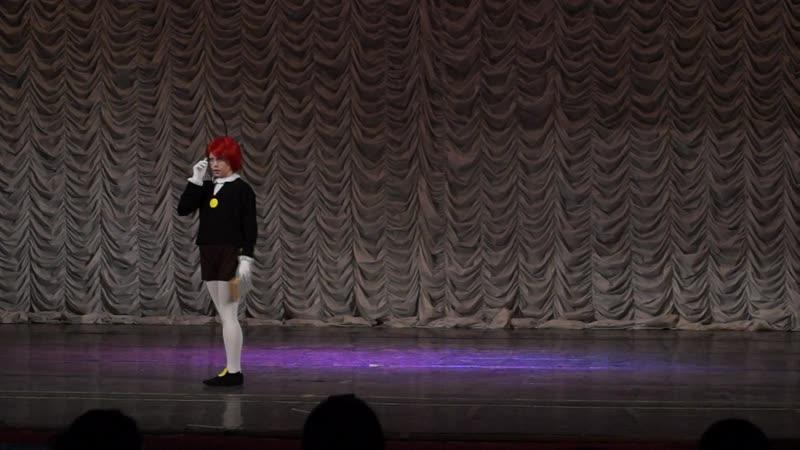 Чиполлино (Граф Вишенка) - Kasumi Mels (Тогучи 2018)