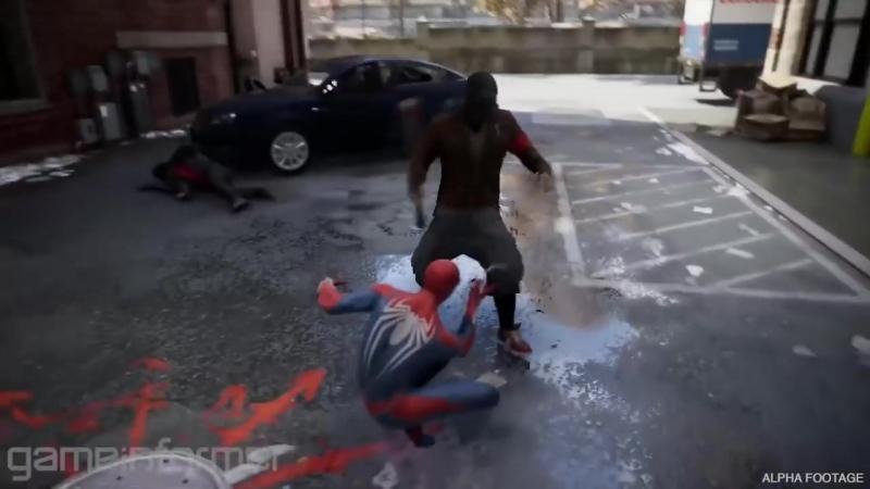 Gamesblender № 356_ Spider-Man как ответ «рельсовым» блокбастерам и тихий провал