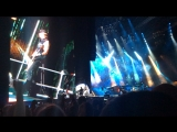 Guns n roses - knocking on heavens door 13.07.208 Moscow live
