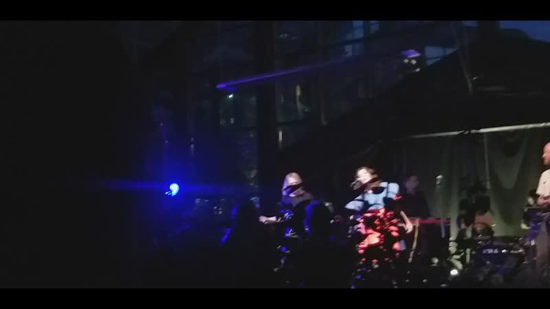 Bullets/ Tinavie. 10 лет группе. Концерт в оранжерее/
