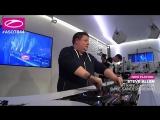 Armin Van Buuren,in the studio Steve Allen Guest Mix #ASOT 844 A STATE OF TRANCE