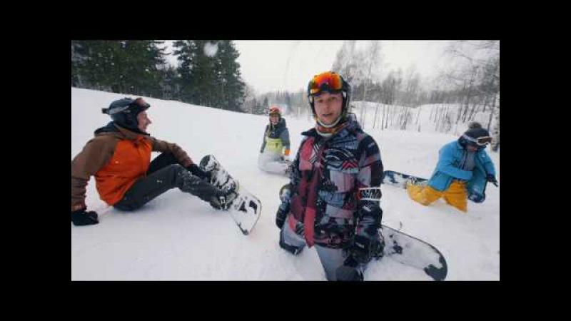 Школа сноуборда| Сезон 9 урок 3| Фристайл: вращение, разворот, трипод