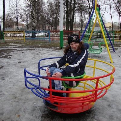Викуся Баклицька, 14 сентября 1991, Новосибирск, id205386661