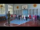 Молодая Гвардия Донбасса провела открытое занятие для детей пришкольного лагеря ОШ 62 при содействии Отдела военного комиссариа