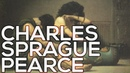 Charles Sprague Pearce: A collection of 41 paintings (HD)