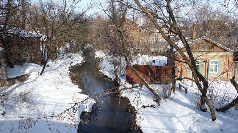 Речка Голый Карамыш - http://yardkeeper.livejournal.com/214253.html