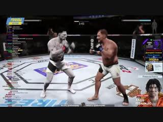 БОЙ ВЕКА в UFC: ГЛАД ВАЛАКАС vs ПЕНИС ДЕТРОВ
