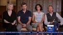Gwendoline Christie, Nikolaj Coster-Waldau, and GoT Cast on Good Morning America - July 2017