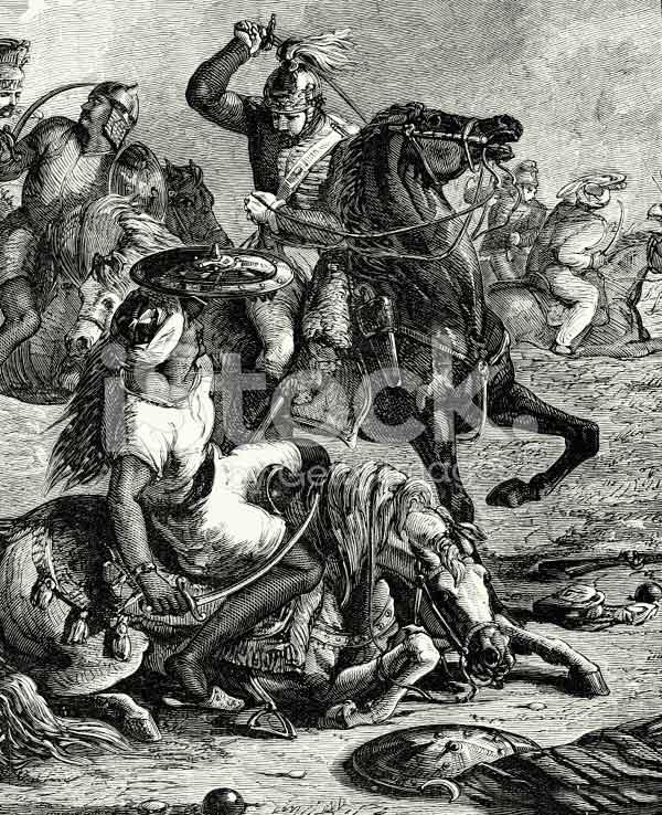 Британская конница