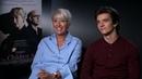 The Children Act interview talks to Emma Thompson Fionn Whitehead and Richard Eyre