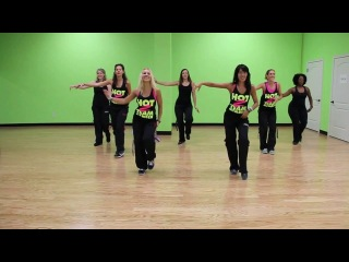 MY LOVELY DANCE, HOT Z Team, Zumba Fitness Salsa Ojos N...