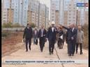 Глава Чувашии Михаил Игнатьев проинспектировал две крупные стройки Чебоксар