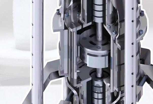 Создан механизм, использующий магнитную левитацию