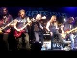 Артерия+Кипелов,Холстинин,Дубинин - Грязь (ТеатрЪ 29.05.2014)