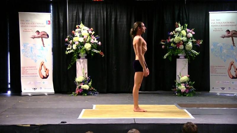 2015 USA Yoga Championship - Mens Division
