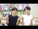 RADIO 170802 JJ Project - Aegyo ~ @ KBS Cool FM Lee Hong Gi's Kiss The Radio.