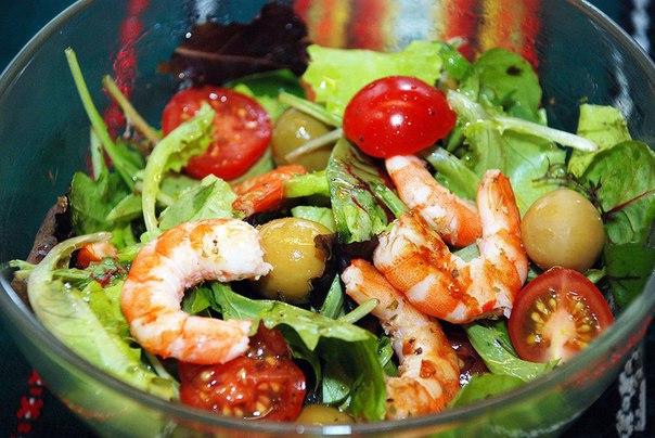 самые вкусные легкие салаты рецепты фото
