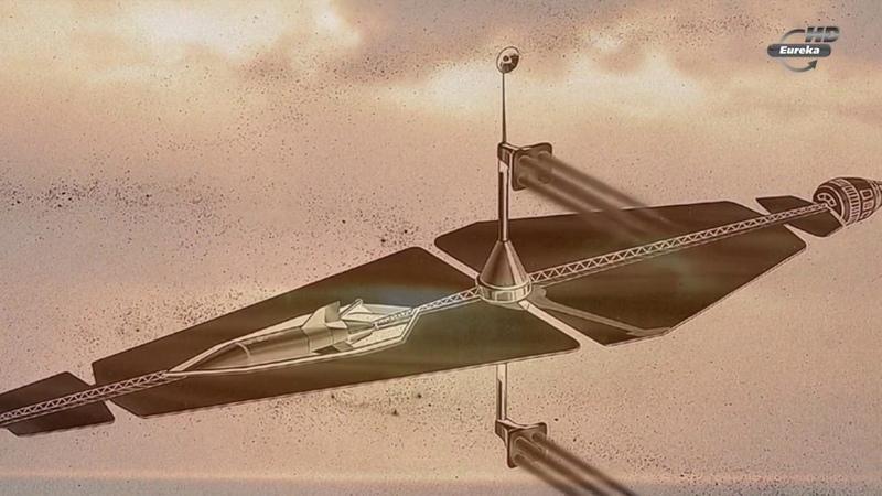 Космические путешествия - Плазма | 21 серия из 32 | 2013 | HD 1080