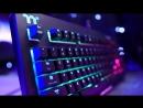 Клавиатура высокого класса Thermaltake X1 RGB